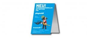 Werbematerial Playmobil