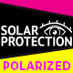 SOLARPROTECTION MIT POLARISATION
