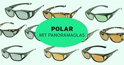 Überbrillen-Set Polar mit Panoramfenster