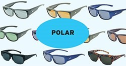Überbrillen-Set Polar