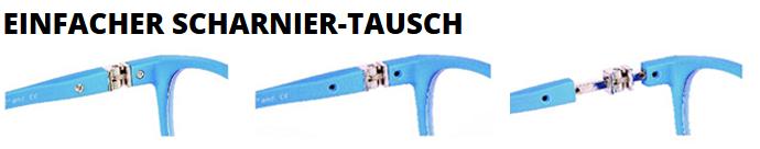 FASSUNGEN     TR90 / 180°Scharnier